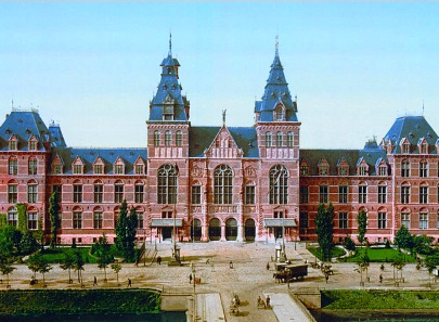 History of the Rijksmuseum