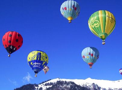 Top 10 festivals in Switzerland