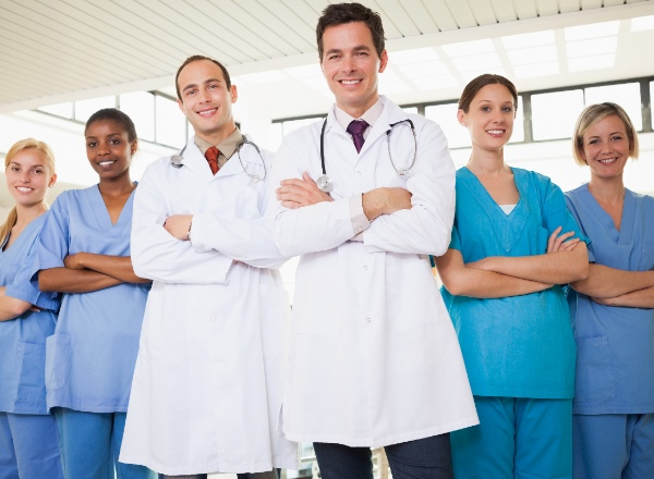 Doctors, dentists and medical specialists in Belgium