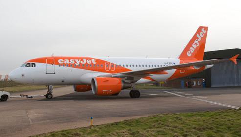 EasyJet announces new routes