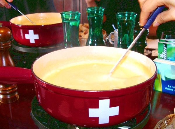 Diccon Bewes: How to make Swiss friends