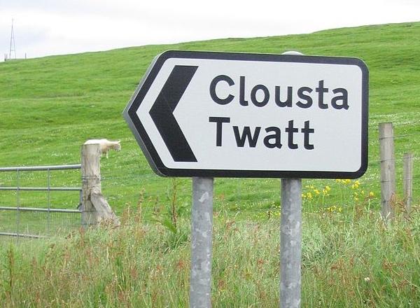 The Britophile's favourite British town names