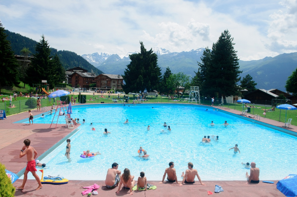 Verbier summer activities