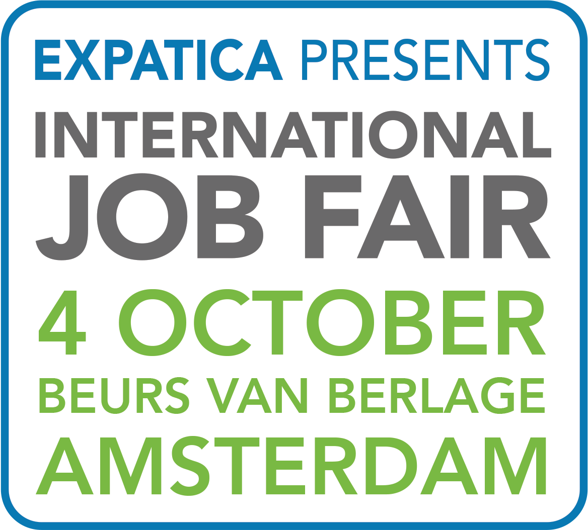 International job fair in the Netherlands