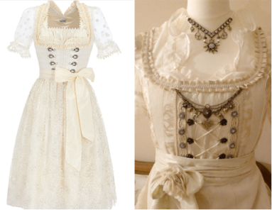 Wedding Tracht - German costume