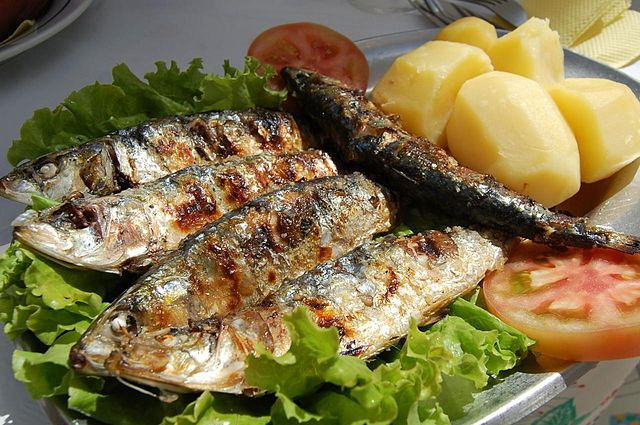 Top foods Portugal