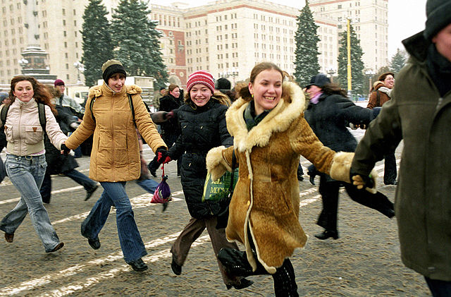 Top Russian festivals: Tatyana's Day