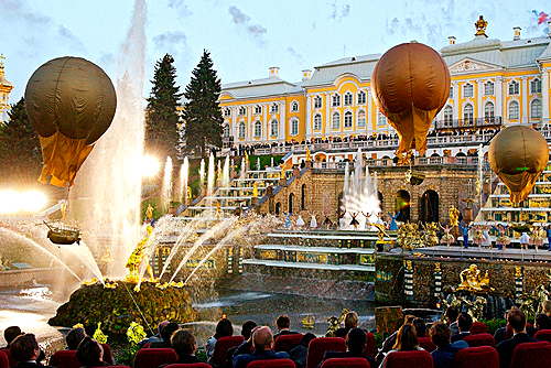 Top Russian festivals: White Nights Festival, St Petersburg