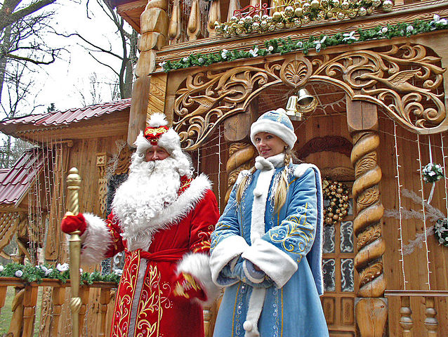 Top Russian festivals: New Year
