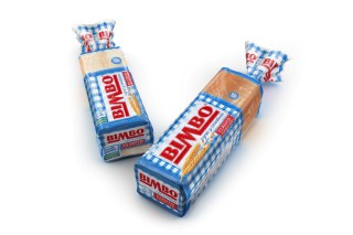 Pan Bimbo bread in Spain
