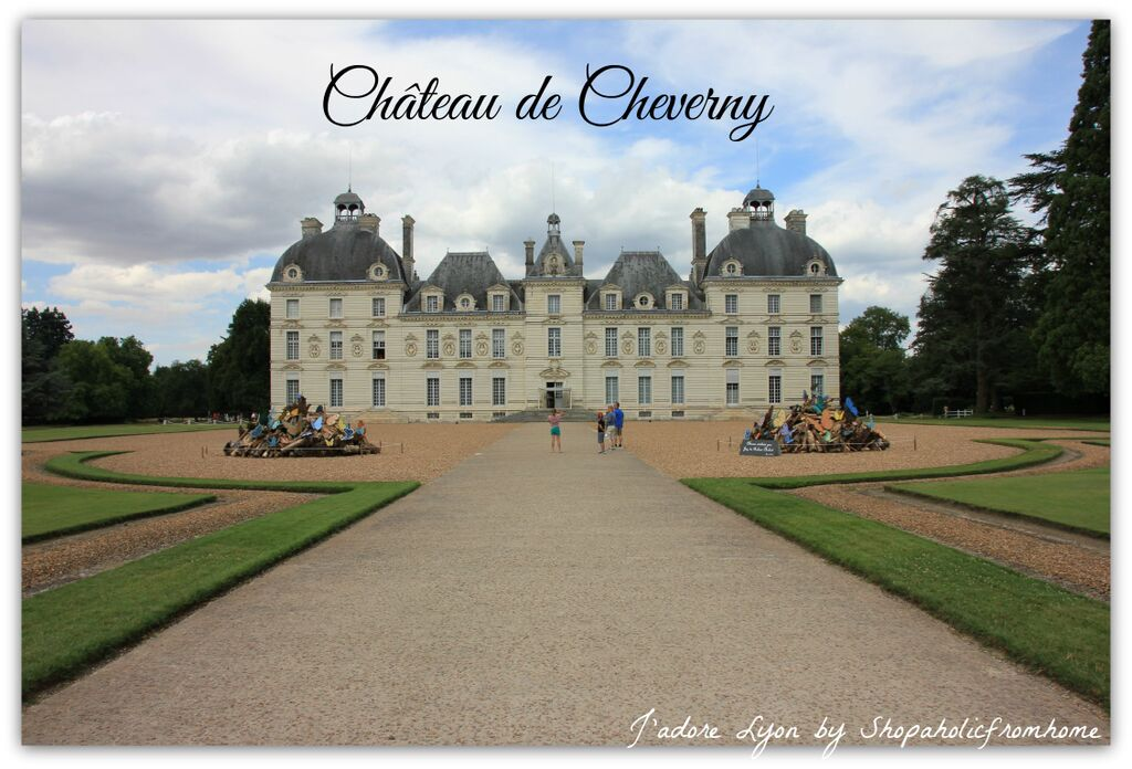 Château de Cheverny Castle in France