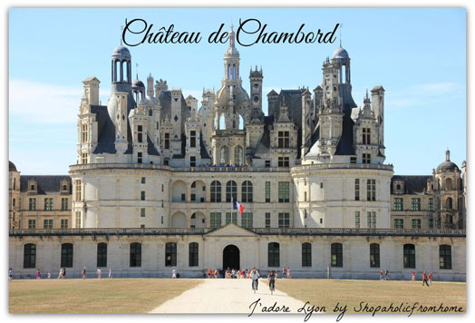 Château de Chambord Castle in France