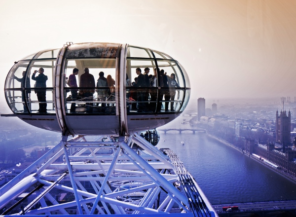 Top sites London: London Eye