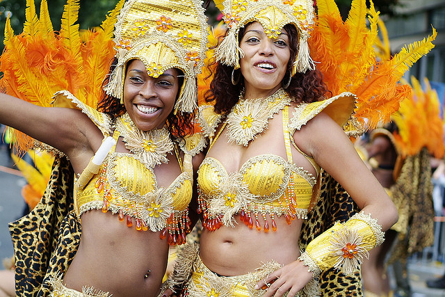 Top UK Festivals: Notting Hill Carnival