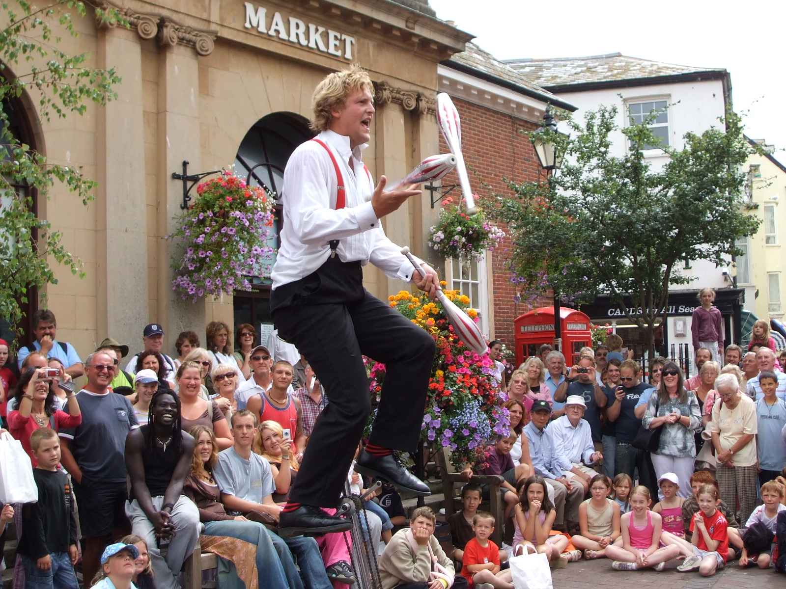 Top festivals in the UK: Sidmouth Folk Festival