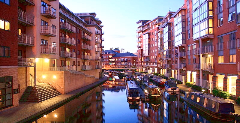 Top places to live UK: Birmingham