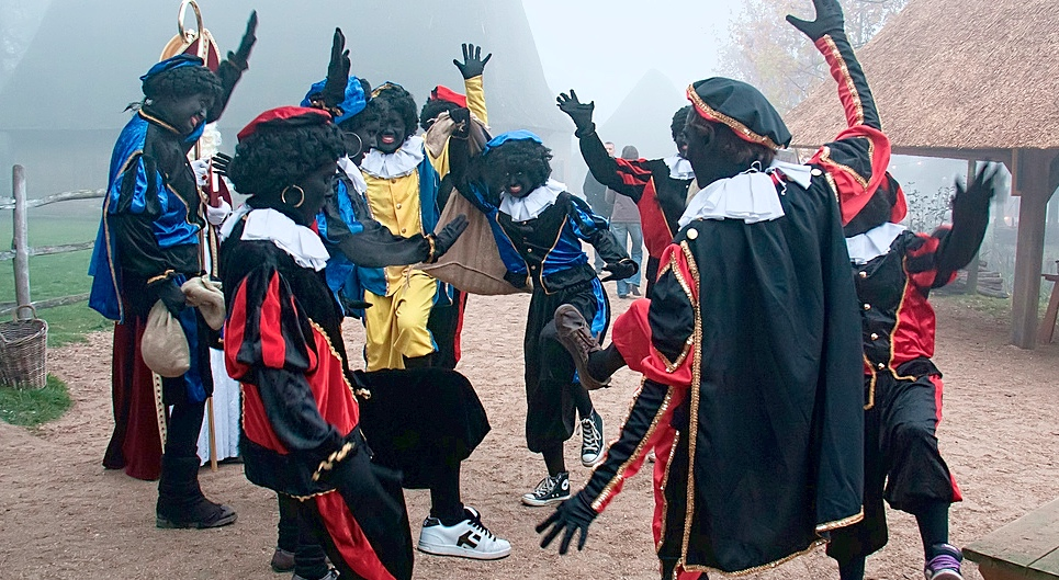 Black Pete Christmas History.Who S That With Santa An Introduction To Black Peter