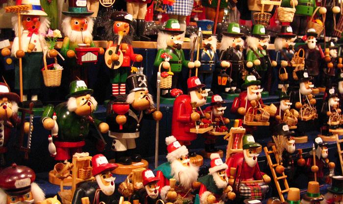 Rick Steves: Christmas trees and manger scenes in Europe - Prune ornaments