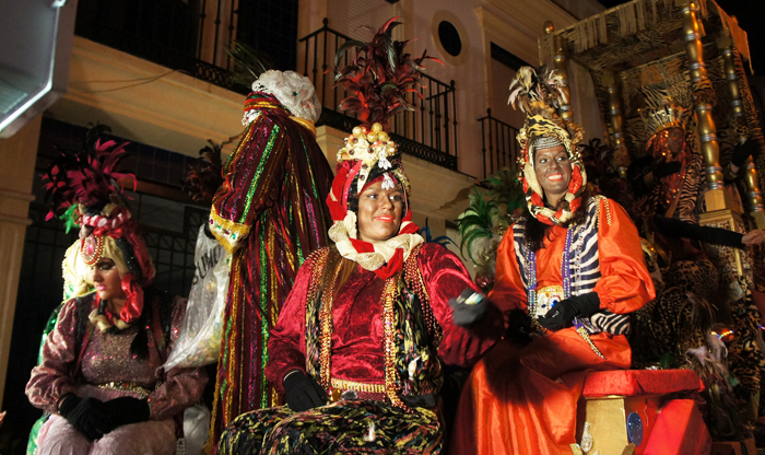 Holidays in Spain: Tres Reyes or Three Kings day