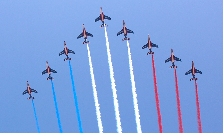 Top French festivals: Bastille Day