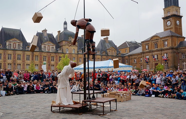 Top French festivals: puppet festival