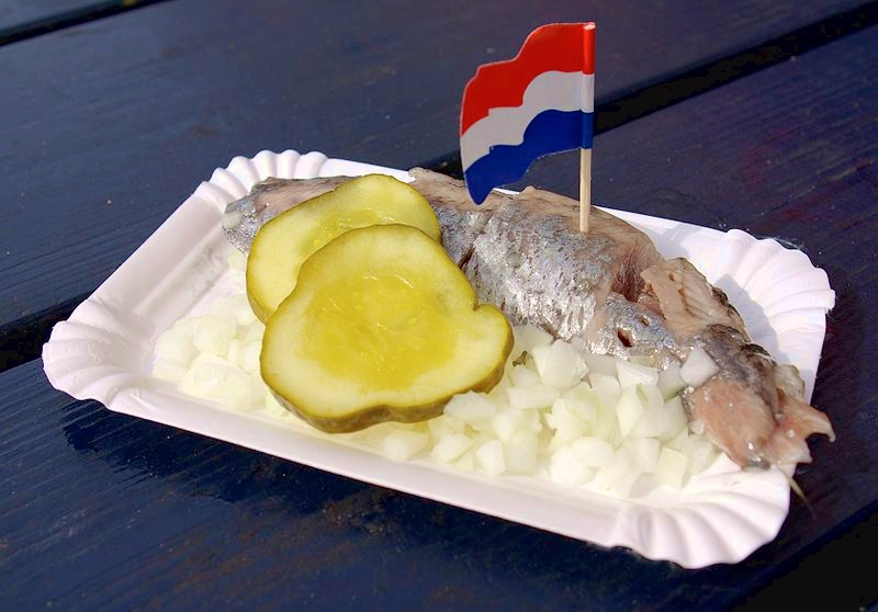 Top Dutch festivals: Dutch herring