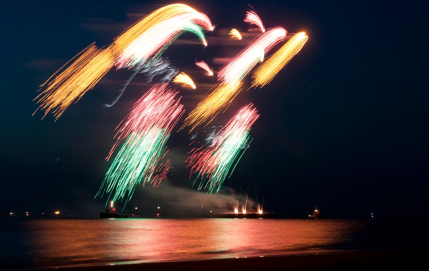 Top Dutch festivals: Scheveningen Fireworks