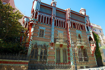 Casa Vicens in Spain
