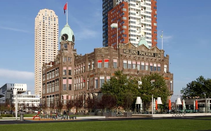 Top Rotterdam sites: Hotel New York