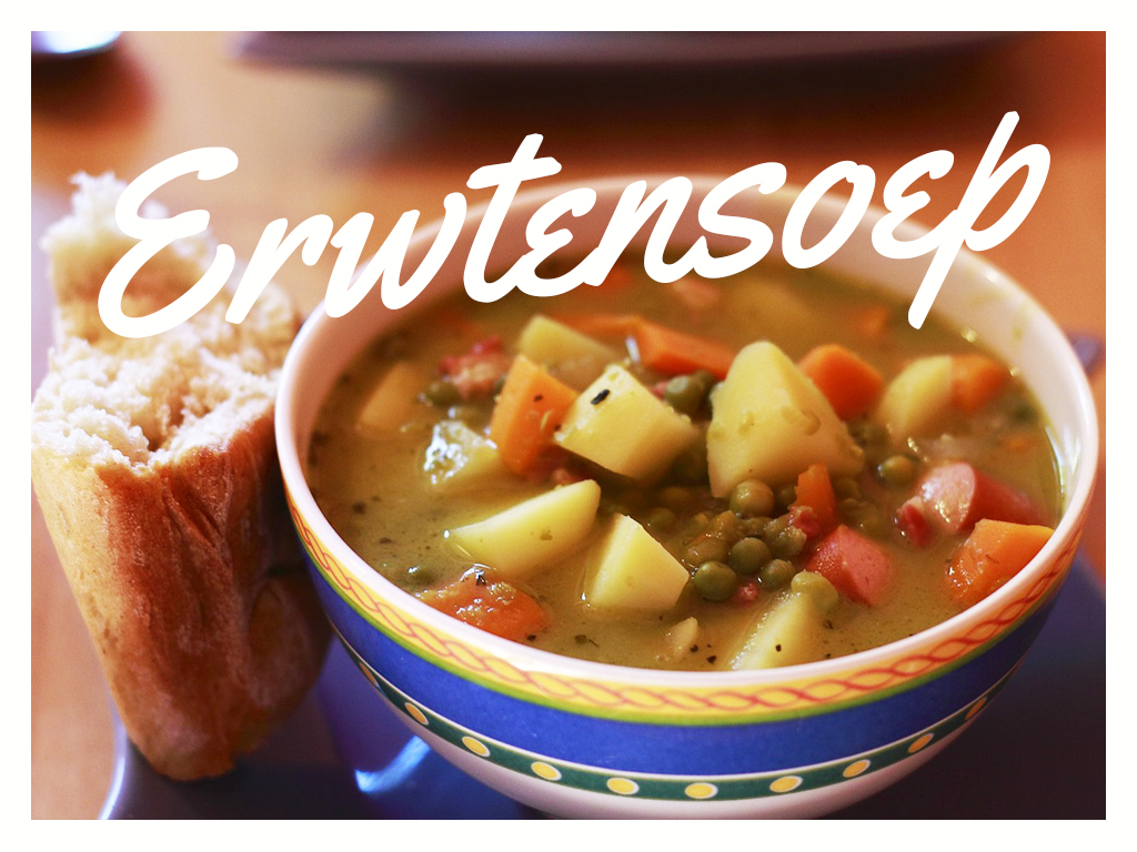 Top 10 Dutch foods: Erwtensoep