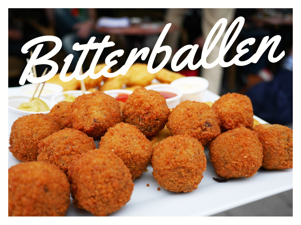 Top 10 Dutch foods: Bitterballen