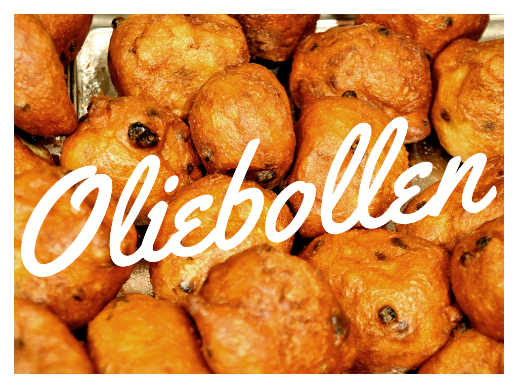 Top 10 Dutch foods: Oliebollen