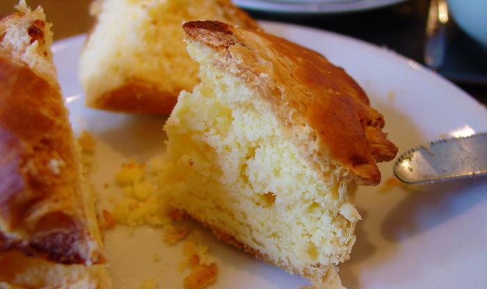Los 10 mejores postres belgas: tarta de cuajada