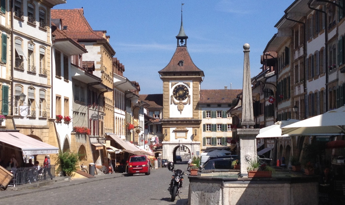 Diccon Bewes: The 10 prettiest small towns in Switzerland - Murten