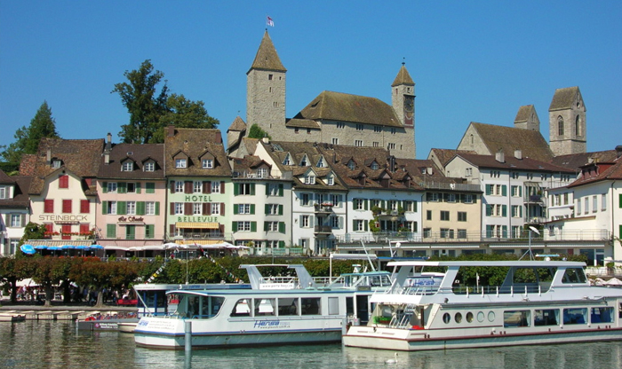 Diccon Bewes: The 10 prettiest small towns in Switzerland - Rapperswil