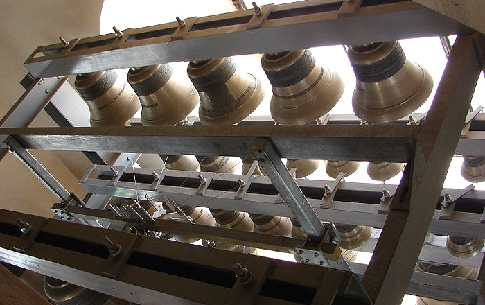 Belgian inventions: Carillon