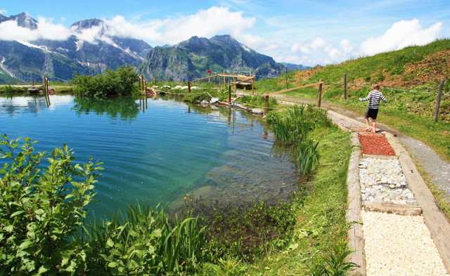 Top 10 theme trails in Switzerland for kids: Engelberg Tickle Trail and Globi Treasure Hunt