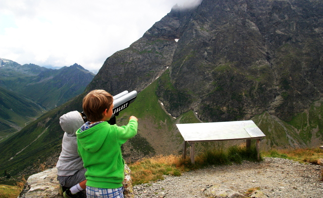 Top 10 theme trails in Switzerland for kids: Gargellen Smuggler's Trail