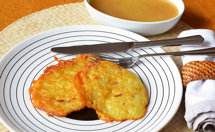Top 10 German foods – with recipes: Kartoffelpuffer