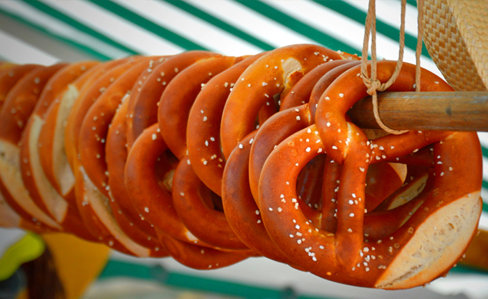 Top 10 German foods – with recipes: Brezel