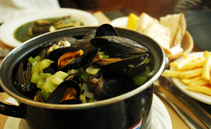 Top 10 Belgian foods – with recipes: Moules frites