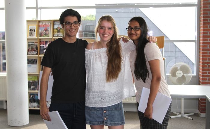 The British School of Brussels students achieve best IB results yet