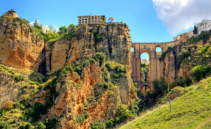 Top 8 hidden summer destinations in Spain: Ronda, Málaga