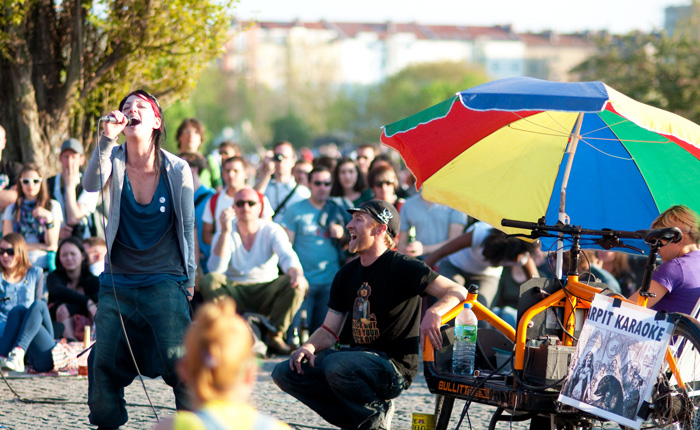Where to live in Berlin: Friedrichshain-Kreuzberg