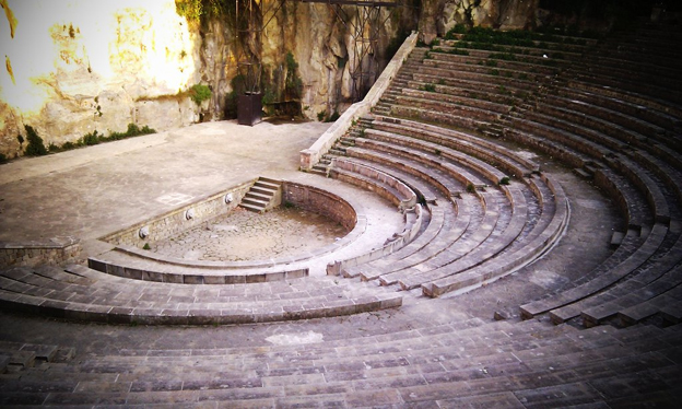 The Grec Theatre, Barcelona