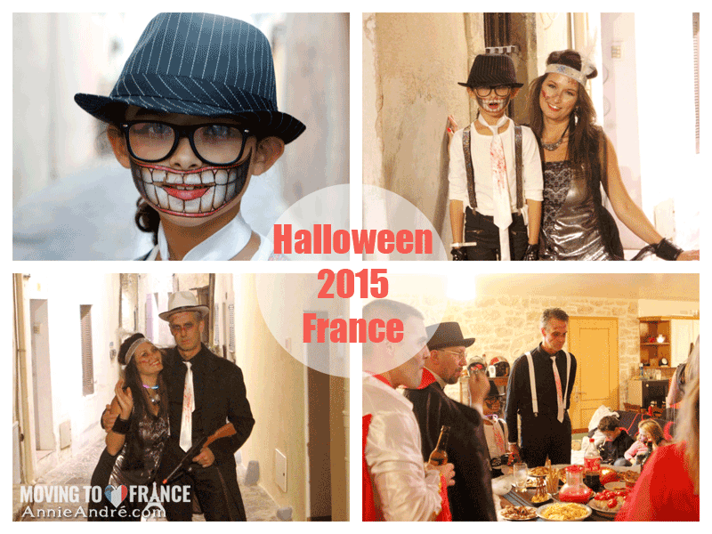 halloween in France
