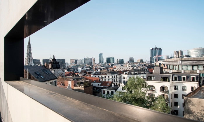 Furnished apartments in Brussels