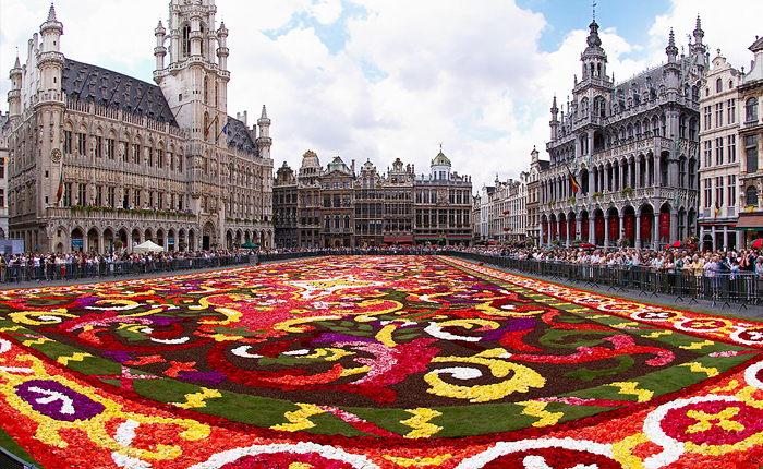 Top 10 places to visit in Belgium: Brussels