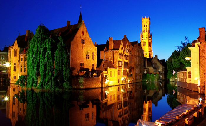 Top 10 places to visit in Belgium: Bruges