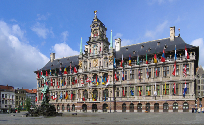 Top 10 places to visit in Belgium: Antwerp